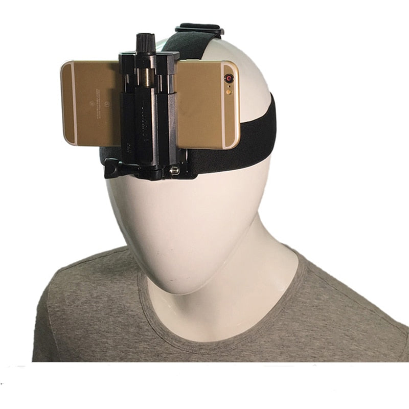 Phone Head Mount