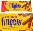 Chocolate Fingers
