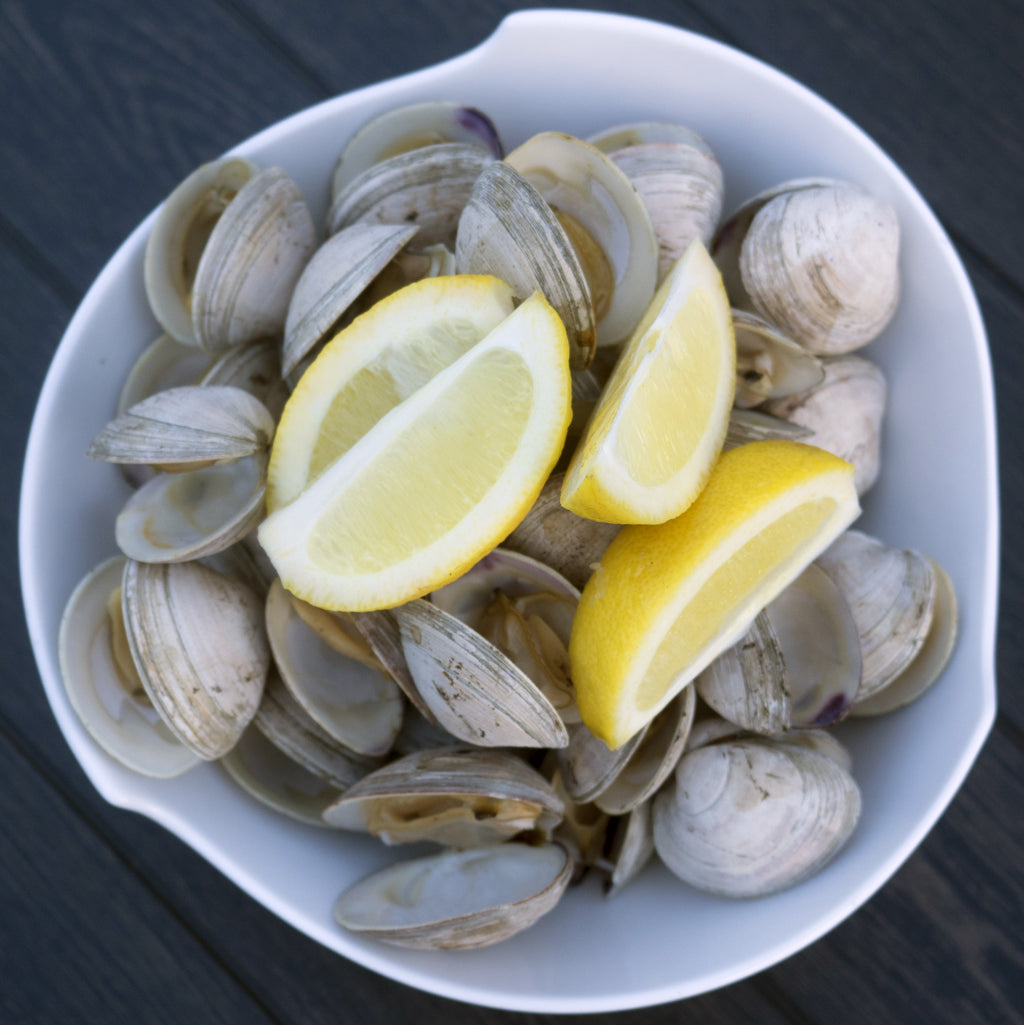 Littleneck Clams (5lbs / 50ct)