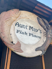 Aunt May's Fish Spot is one of our favorite places to stop