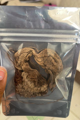 one Jamaican Duck Flower Detox - Dehydrated in package