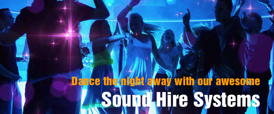 Sound Hire Systems Auckland