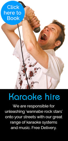 Karaoke Hire Systems Auckland