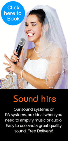 Sound PA Hire Systems Auckland