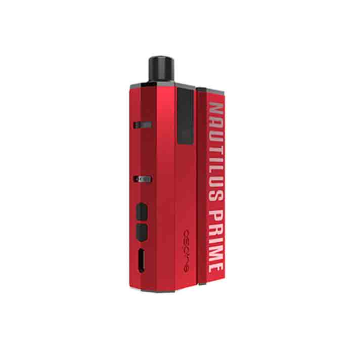 Aspire Nautilus Prime Pod Starter Kit - Red
