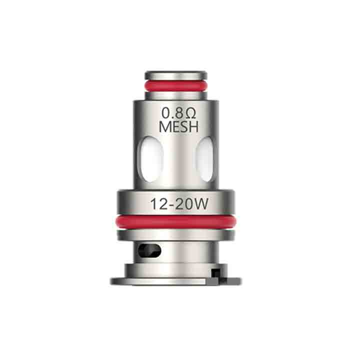 Vaporesso - Target PM80 GTX Coils – Pack of 5 - 0.8 Ohm Mesh