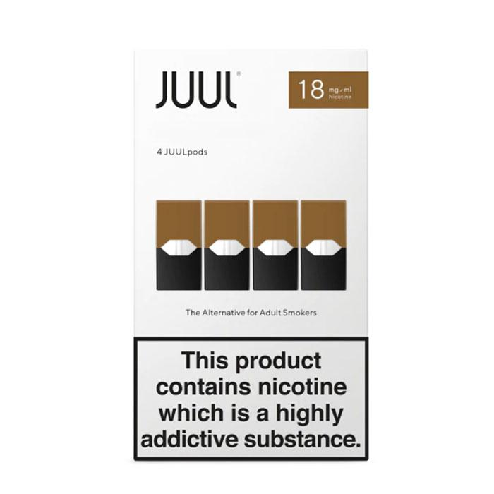 JUUL Pods Rich Tobacco x 4