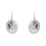 ALEXA WARRIOR EARRINGS - SILVER
