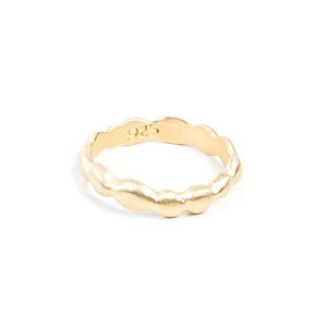 PEBBLE RING - GOLD