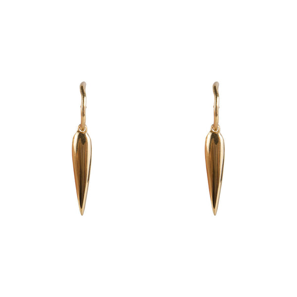 SPEAR EARRINGS - GOLD