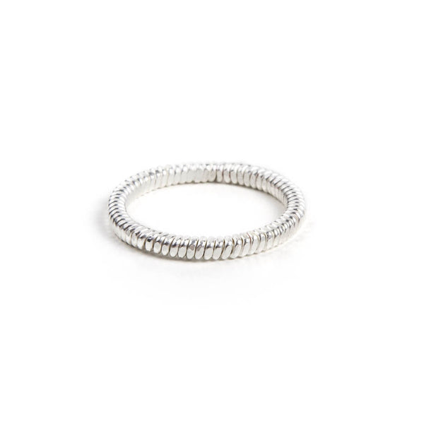 WRAP RING - SILVER