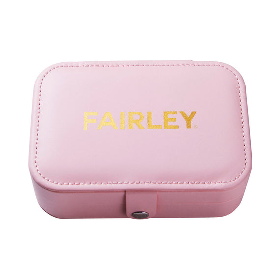 FAIRLEY JEWELLERY CASE - BLUSH