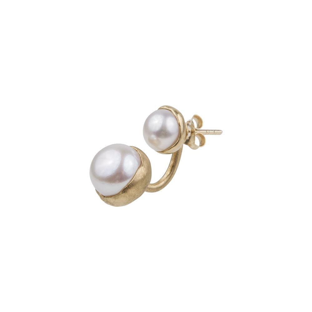 PEARL DOUBLE EAR JACKETS