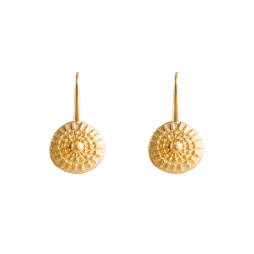 ALEXA TRIBAL EARRINGS - GOLD