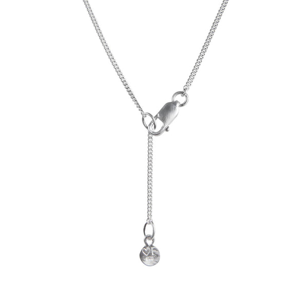 ETERNITY NECKLACE - SILVER