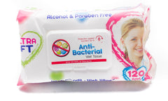 Anti-Bacterial Hand Wipes - 1440 Pieces