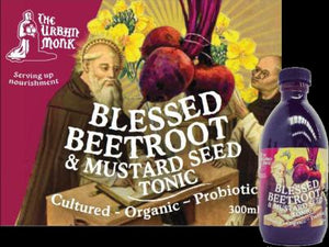 Blessed Beetroot Tonic