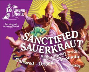 Sanctified Sauerkraut