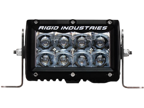 "RIGID INDUSTRIES LED LIGHT BAR E-SERIES 4"" SPOT"
