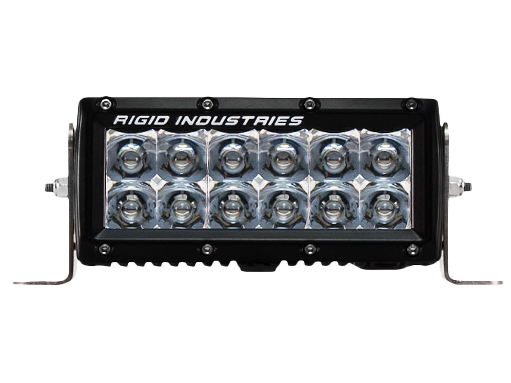 "RIGID INDUSTRIES LED LIGHT BAR E-SERIES 6"" SPOT"