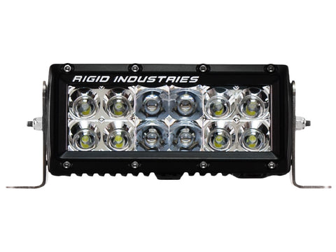 "RIGID INDUSTRIES LED LIGHT BAR E-SERIES 6"" COMBO"