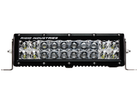 "RIGID INDUSTRIES LED LIGHT BAR E-SERIES 10"" COMBO"