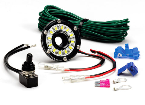 KC HIGHLITES UNDERHOOD LED LIGHT KIT/UNIVERSAL DOME