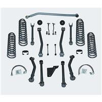 "RUBICON EXPRESS JK 4.5"" SUPER-FLEX SUSPENSION KIT"