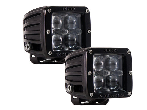RIGID INDUSTRIES LED D2-HYPERSPOT PAIR