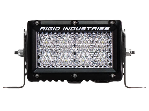 "RIGID INDUSTRIES LED LIGHT BAR E-SERIES 4"" DIFFUSED"