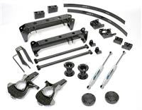 PRO COMP 2007-2013 GM1500 6 Inch Crossmember/Knuckle Lift Kit with ES9000 Shocks