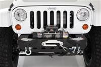 JEEP JK XRC M.O.D. Modular Center Section with Winch Plate and D-ring Mounts