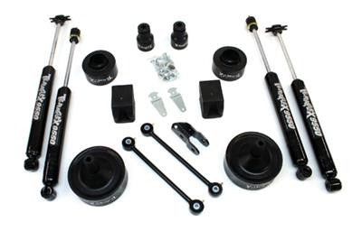 JEEP JK 2.5 Inch Budget Boost Lift Kit