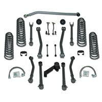 "RUBICON EXPRESS 3.5"" JK SUPER-FLEX SUSPENSION KIT"