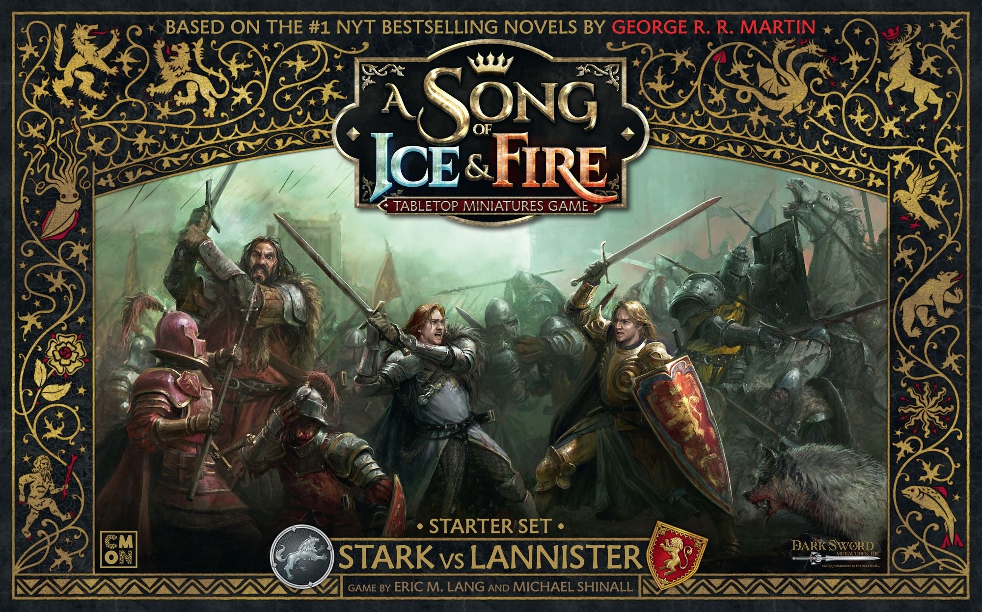 A Song of Ice and Fire Tabletop Miniature Game
