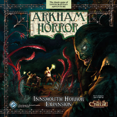 Arkham Horror- Innsmouth Horror