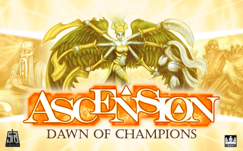 Ascension- Dawn of Champions