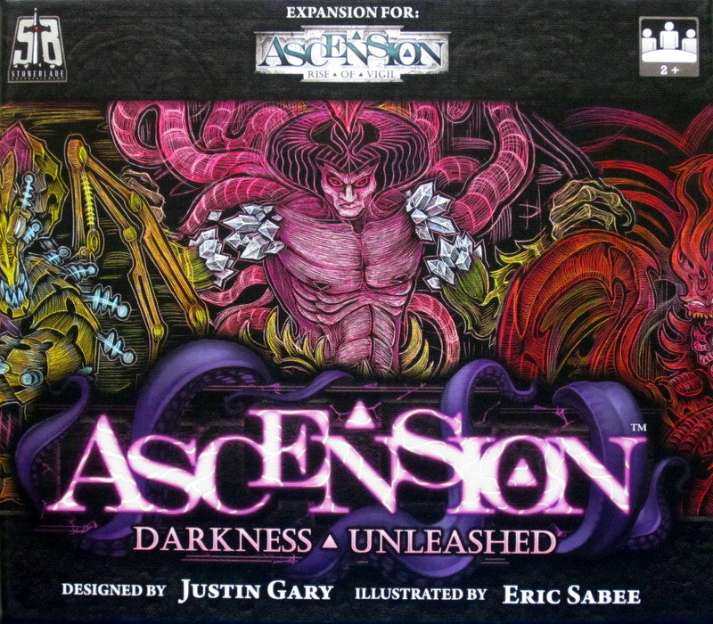 Ascension- Darkness Unleashed