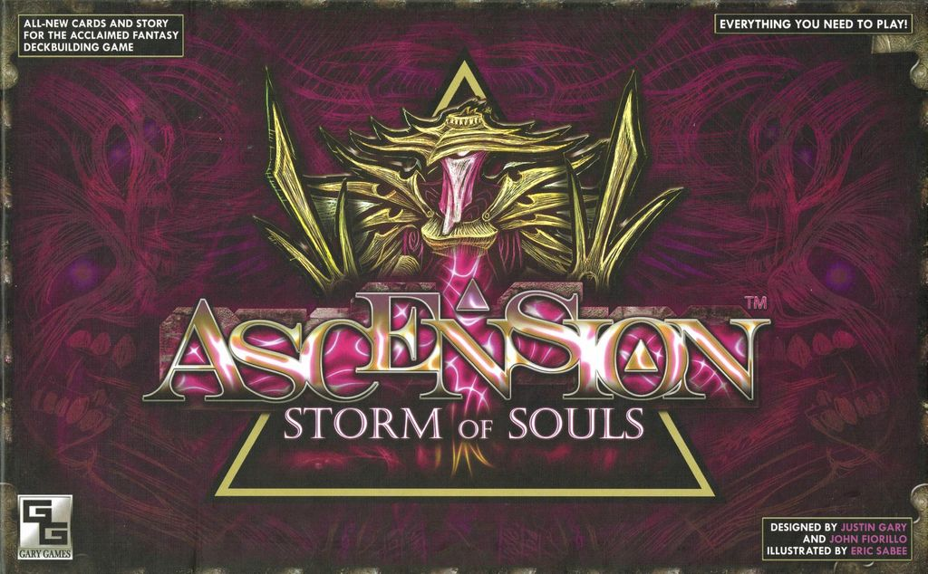 Ascension- Storm of Souls