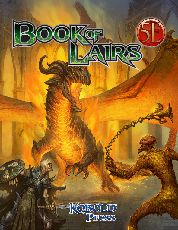 Book of Lairs - 5e