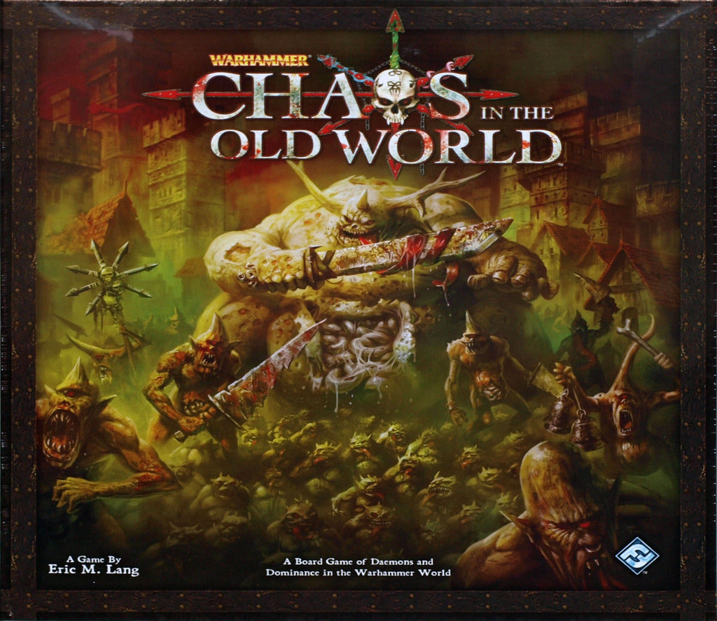 Warhammer- Chaos in the Old World