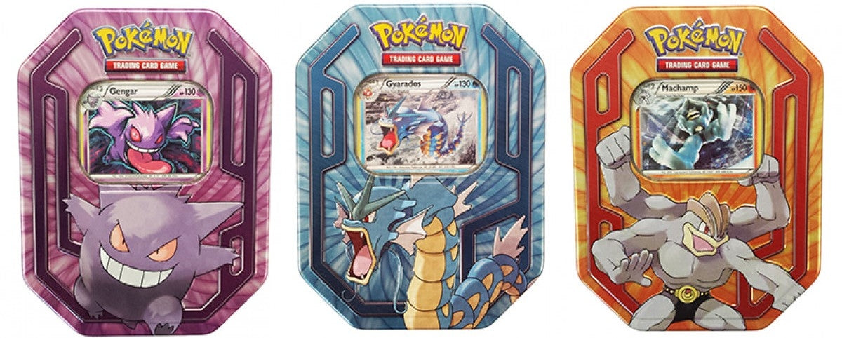 Collectors Back Issue Tin - Pokemon