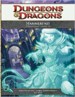 D&D- 4th Edition- Hammerfast