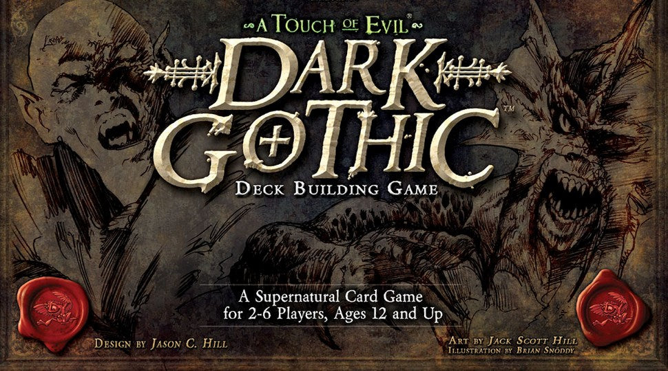 A Touch of Evil- Dark Gothic