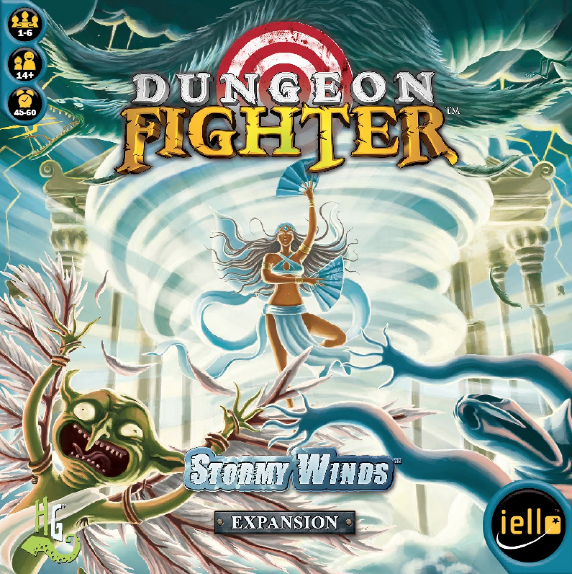 Dungeon Fighter- Stormy Winds