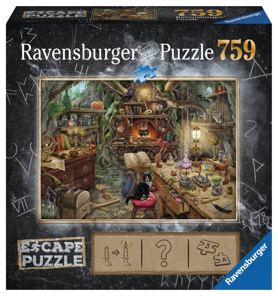 ESCAPE 3 The Witches Kitchen 759pc