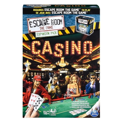Casino - Escape Room: The Game Expansion