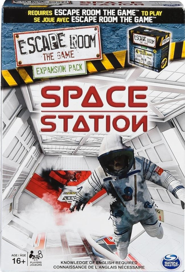 Space Station Expansion - Escape Room: The Game