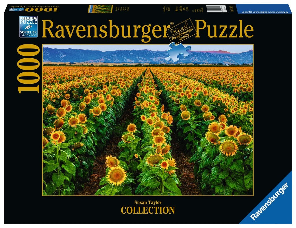 Fields of Gold Puzzle 1000pc