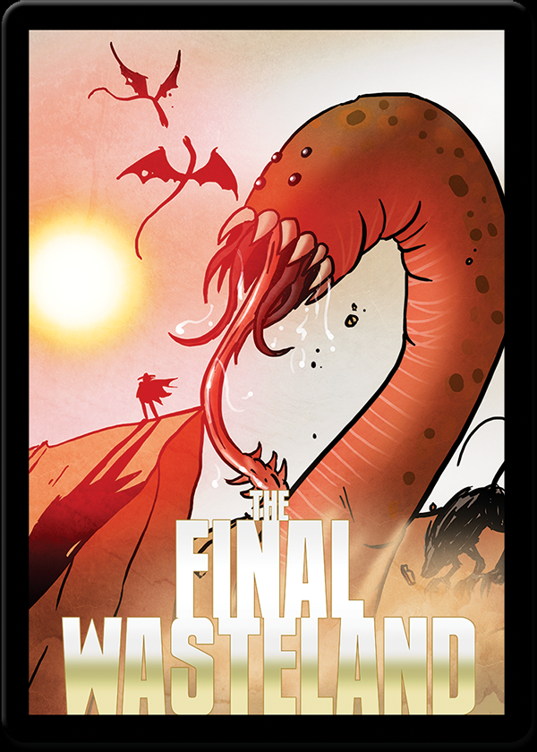 Final Wasteland - Sentinels of the Multiverse Expansion